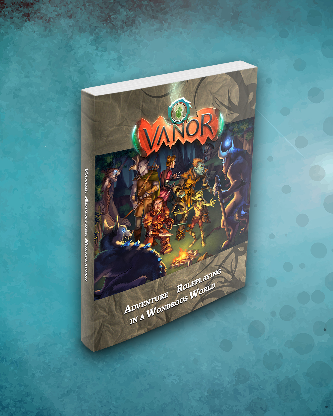 Vanor: Adventure Roleplaying
